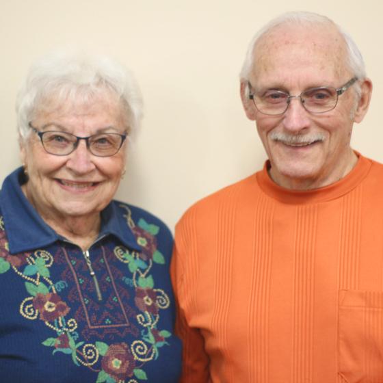 Dave & Rose Gottschalk